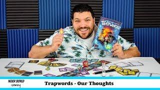 Trapwords - Our Thoughts (Board Game)