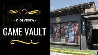 Game Vault | SP | Visitando Lojas de Board Game - S01 E05