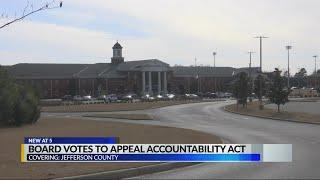 Board votes to appeal accountability act