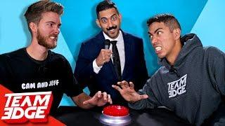 YouTuber Feud | Team Edge vs. Cam and Jeff