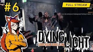Derp Light #6 | Dying Light PC Live Stream