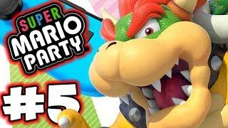 Super Mario Party - Part 5 - New Party Board! (Gameplay Walkthrough)
