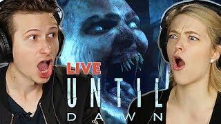 Scared Buddies Play Until Dawn - Halloween Special
