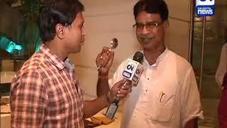 Khagen Murmu reaction in NDA Parliamentary Board  Meeting | Calcutta News