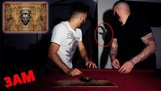 SCARY OUIJA BOARD GHOST CAUGHT ON CAMERA | DONT PLAY WITH A OUIJA BOARD AT 3 AM