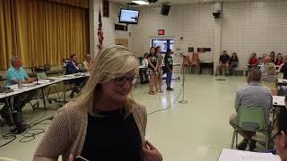 Belle Vernon School Board Meeting 05-20-2019