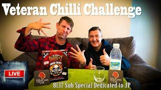 Chilli Corn Chip Challenge Veteran Vs Hottest Chip Live