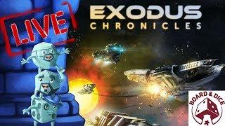 Exodus Chronicles: LIVE!!