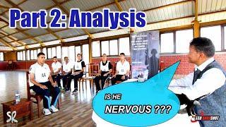 Live SSB Interview Part 2 - ANALYSIS by Maj Gen VPS Bhakuni, VSM (R)   SSB Sure Shot Academy