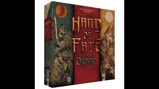 Hand of Fate 1 Unboxing
