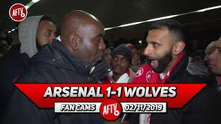 Arsenal 1-1 Wolves | The Board Should Be Seriously Considering Replacing Emery! (Moh)