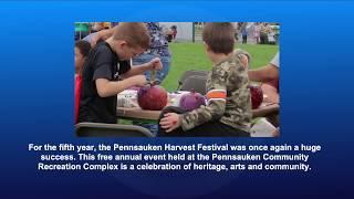 Video Message Board: Pennsauken Harvest Fest Recap (2018)