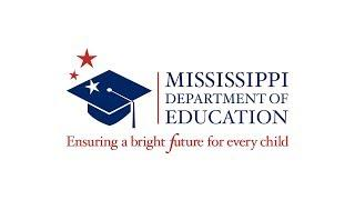Mississippi Board of Education - Work Session - October 10, 2018