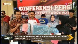 11 Siswa SMP di Banyumas Menjadi Korban Pencabulan Pembina Pramuka - Police Line 01/04