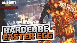 Hardcore Easter Egg - ♠ Call of Duty: WWII Zombies ♠ - Deutsch German - Dhalucard