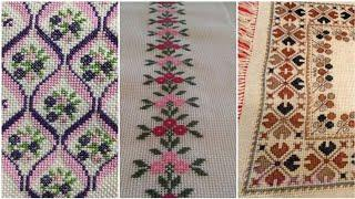Top stunning Borderline Cross Stitch Beautiful patterns