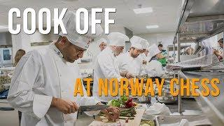 Cook Off At Norway Chess
