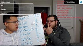 *LIVE* FINISHING THE CHALLENGE BOARD