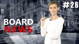 BOARD NEWS 26 - Gry planszowe, wiadomości i nowości.