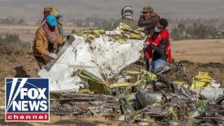 Black box discovered in deadly plane crash in Ethiopia