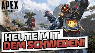Heute mit dem Schweden! - ♠ Apex Legends ♠ - Deutsch German - Dhalucard