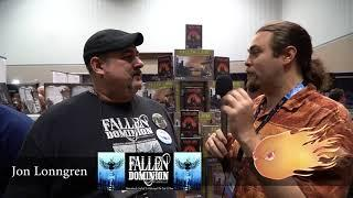 Gencon 2018 - Board Game Interviews (Infinities, Fallen Lands, Side Effects, AEGIS)