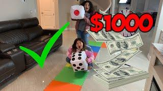 GIANT BOARD GAME CHALLENGE - Winner gets $1000