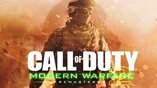 MODERN WARFARE 2 REMASTERED JUST LEAKED... AGAIN.