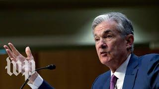 Fed chairman speaks after interest rate decision