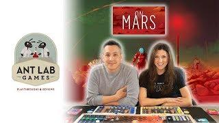On Mars Playthrough Preview