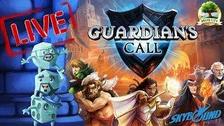 Live Play-through of Guardian's Call (Skybound Games & Druid City Games)