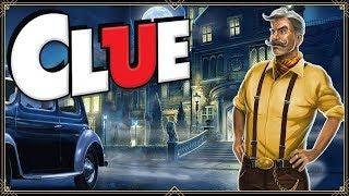 CLUE - #1 - A Board Game for MURDERS! (4 Player Gameplay)