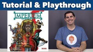 Imperium Tutorial & Playthrough - JonGetsGames