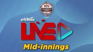 Cricbuzz LIVE: Match 50, Chennai v Delhi, Mid-innings show