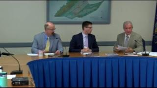 Centre County Board of Commissioners Meeting 7/10/18 | C-NET Live Stream