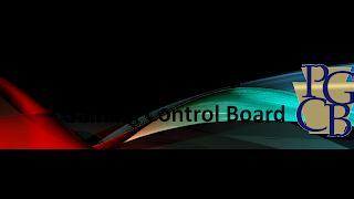 PA Gaming Control Board Live Stream