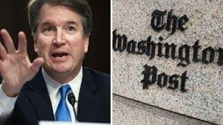 The WaPo Editorial Board comes out against Judge Brett Kavanaugh, to its shame.