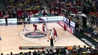 NBA   Luka Doncic is on the board in the @EuroLeague Semis    live on @NBATV