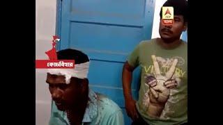 Factional clash of TMC over board formation of a panchayat at Mathabhanga