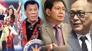 PINAS NEWS: Abolition of Road Board | Albayalde | Ben Diokno | Ping Lacson | Catriona Gray 12/19/18