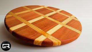 TABLA PARA PIZZA / WOODEN PIZZA BOARD