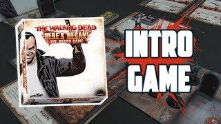 The Walking Dead: Here's Negan The Board Game Playthrough