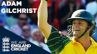 Adam Gilchrist Dismantles England at The Oval | England v Australia ODI 2005 - Highlights