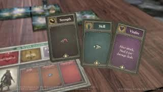 Mitigating Luck with Bloodborne: The Board Game