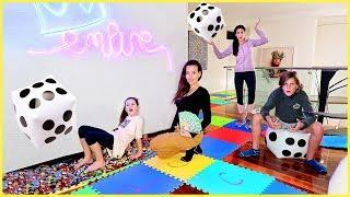 THE BEST GIANT BOARD GAME CHALLENGE!! WINNER GETS $1000!!
