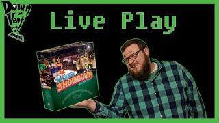 Vegas Showdown Board Game Play Through