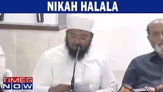 All India Muslim Personal Law Board Justifies Nikah Halala