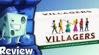 Villagers Review - with Tom Vasel