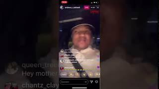Motha Has A New BFF(Andrew Caldwell)DELETED LIVE
