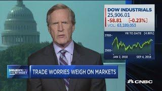 Trade talks are 'borderline crazy', says former Fed vice chair Alan Binder